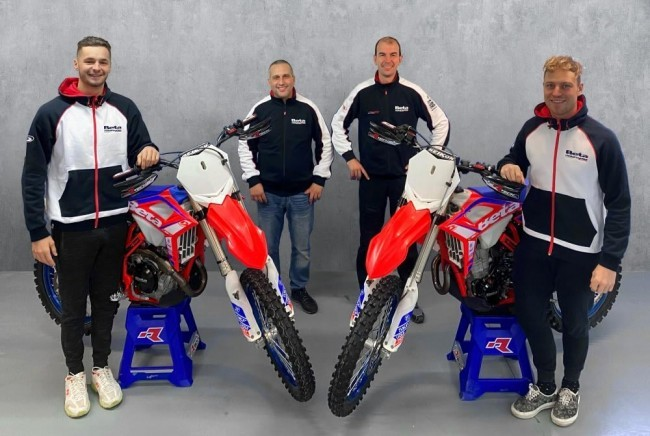 Jeremy signs with the new Beta factory mxgp team for two years.